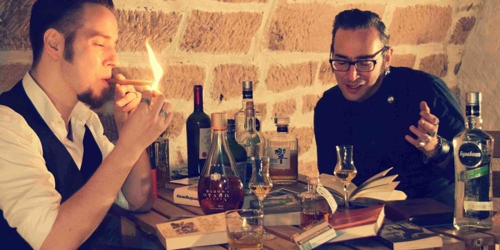 Die Literarische Destille in Greiz