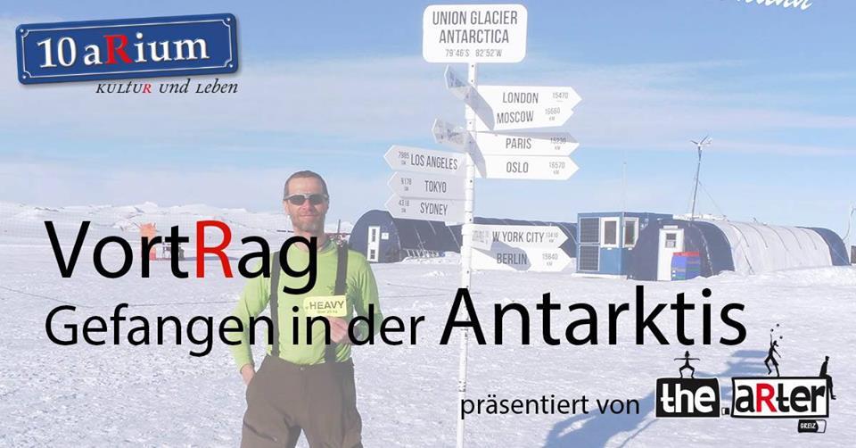 Veranstaltung 10aRium Greiz Gefangen in der Arktis