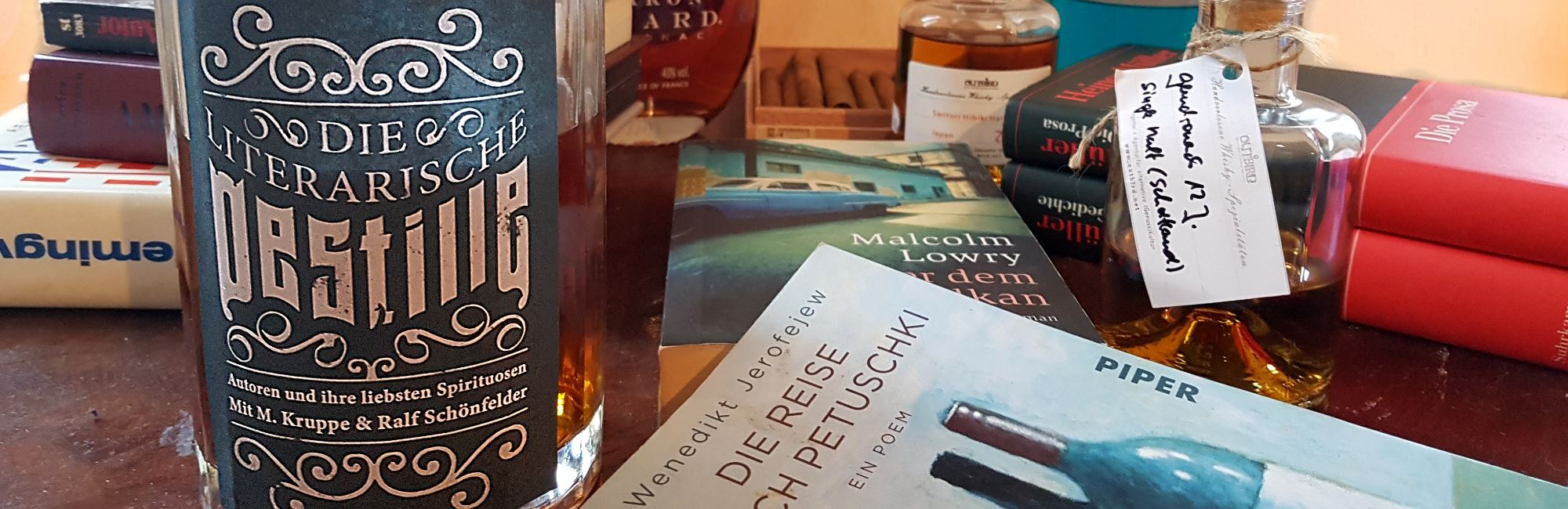 Die literarische Destille